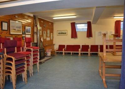 Lounge area space 2