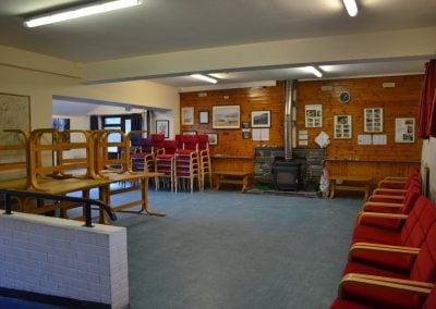 Lounge area space